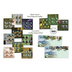 crucea voinicului. Rarităţi ale naturii, pe timbrele româneşti