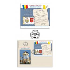România-Sfântul Scaun, 100 de ani de la stabilirea relaţiilor diplomatice