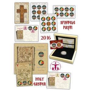 mocanița pe timbre. Sfintele Paști pe timbre și în suflet