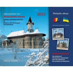 schimbari spirituale. Tradiţii şi valori spirituale româneşti şi ucrainiene ilustrate pe mărcile poştale