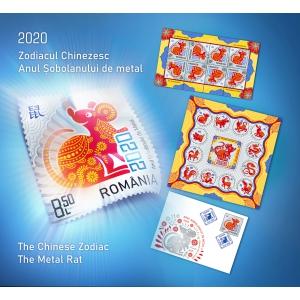 Zodiacul chinezesc. Anul șobolanului de metal