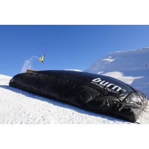 BURN AIR PARK SINAIA -  Un snowpark care anuleaza gravitatia!