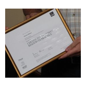 CIPD. Certificate in HR Practice