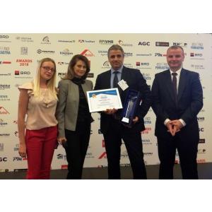 EURO-CONSTRUCŢII: 68 de companii şi organizaţii au primit premiile pieţei de construcţii şi instalaţii