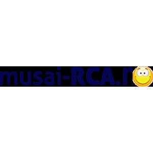 Logo Musai RCA by Optimum Communication