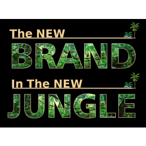 The New BRAND In The NEW JUNGLE este despre refraiming marketing si bun simt