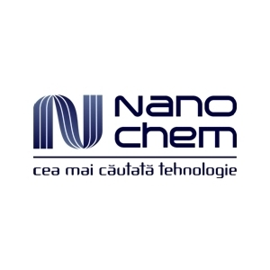 poliurea. Logo Nanochem