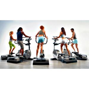 Bicicleta eliptica este aparatul perfect daca ai aceste obiective fitness!