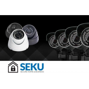 Camere de supraveghere cu 80% reducere, la Seku.ro de Black Friday!