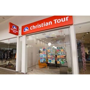 Christian Tour, cea mai mare agentie de turism, ti-a pregatit cele mai atractive pachete pentru vacanta de iarna