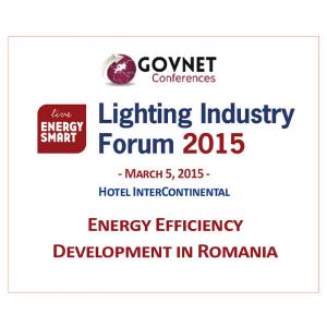 european food industry. Lighting Industry Forum 2015