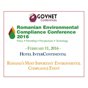 compliance. Romanian Environmental Compliance Conference 2016