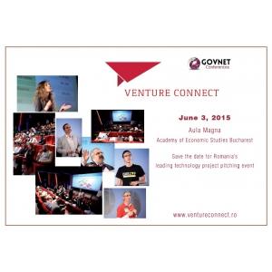 anreprenori. Tina Baker, membru al Consiliului Consultativ Seedcamp, prezentă la VentureConnect pe 3 iunie