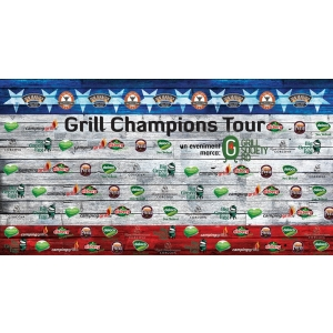 American BBQ Show - Grill Champions Tour V