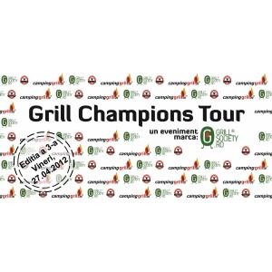 grill champions tour. Grill Champions Tour - Editia a III-a - Meniu Mediteranean