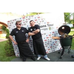 Grill Champions Tour III - Hotel Caro