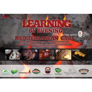 gratar mediteranean. Learning By Burning - un eveniment marca GrillSociety.ro