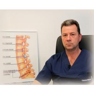 tratament hernie de disc. Doctor Druta Vasile Medic Primar Ortopedie Traumatologie