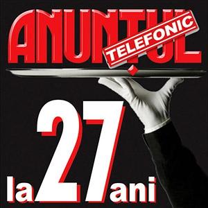 anuntul telefonic. Anuntul Telefonic - 27 ani de istorie a Bucurestiului