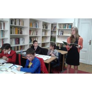"""Cursuri de limba germană şi limba engleză pentru adulţi și copii  la Casa de cultură """"Friedrich Schiller"""""""