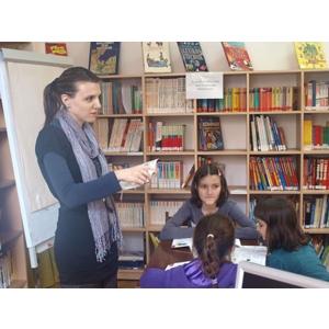 Cursuri intensive de  limba germană şi limba engleză la Casa de cultură