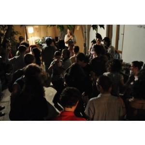 DANSURI IRLANDEZE cu INCUBATOR107 la FESTIVALUL GROLSCH - CHANGE THE CITY