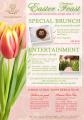 Easter Feast (catholic and protestant) and Romanian Palm Sunday ('Florii')- April 10-12th at Carol Parc Hotel