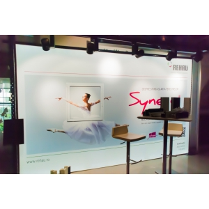 REHAU a lansat, în premieră naţională, noul sistem de profile din PVC pentru ferestre şi uşi REHAU® Synego