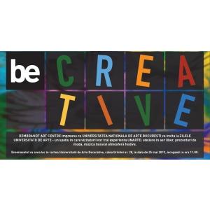 articole creative. Be Creative!