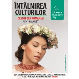 Vino alaturi de REMBRANDT la INTALNIREA CULTURILOR!  Descopera ROMANIA! 15-18 August