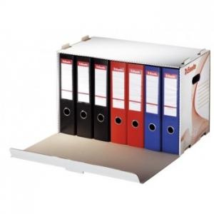 bibliorafturi. Container arhivare pentru bibliorafturi