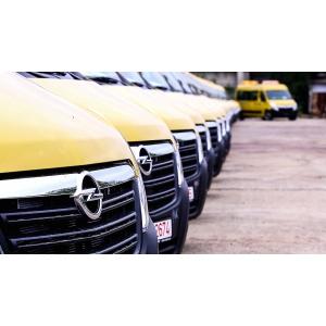 trabus. Opel Movano Trabus de la Radacini