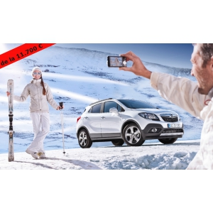 Rabla. Opel Mokka la Radacini, de la 11.700 Euro cu TVA inclus