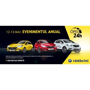 Opel Rădăcini are cele mai bune oferte din an la Opel 24h!