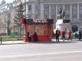 autobuz. NESCAFE transformă staţiile de autobuz în cafenele