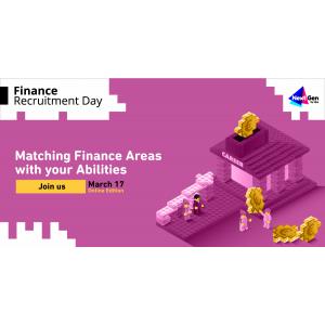 Au început înscrierile la Finance Recruitment Day