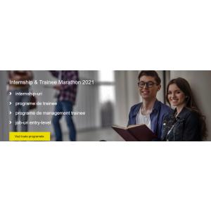 Marathonul de joburi pentru tineri rulează online până în luna iunie