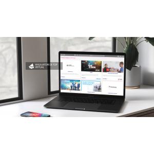 Primul oras virtual – Orasul Joburilor. 160 de companii si peste 9000 de oportunitati de cariera la Angajatori de TOP Virtual