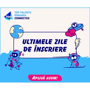 Top Talents România Connected va reuni ediția aceasta cei mai buni 500 de tineri