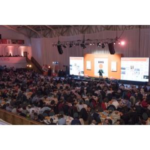 Ziua SpeZialiștilor - Organizare de excepție de la KWS Semințe, cu 1000 de participanți