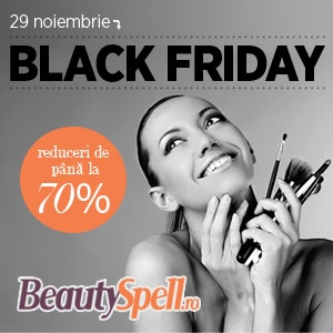beautyspell ro. Black Friday la BeautySpell.ro