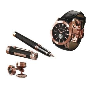 accesorii de birou de lux. Set Montegrappa Nelson Mandela - Editie limitata