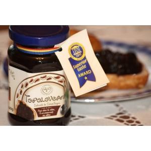 zacusca. Dulceata de cirese negre Topolovena, premiata de Institutul de Gust si Calitate Bruxelles