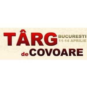 Târgul de Covoare, Ediţia a XVI-a, Bucureşti, 11-14 Aprilie 2013