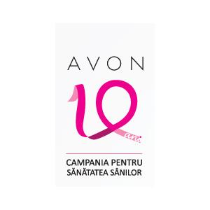 Teledonul  Avon Campania pentru Sănătatea Sânilor- O mamografie, o viață salvată