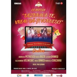Prima stagiune online a Teatrului Elisabeta din București, pe scena internațională