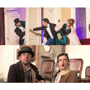 Teatrul Elisabeta din București revine la Iași cu 2 comedii excepționale