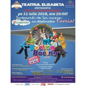 Teatrul Elisabeta nu merge in vacanta insa te trimite pe tine: Imbarca-te in cursa Europa Travel cu destinatia Turcia!