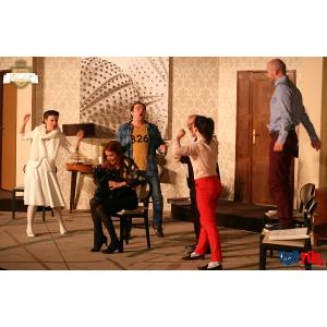 teatrul elisabeta. Seventa din comedia TOC TOC