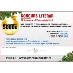 Castigi premii ce insumeaza 10.000 euro daca scrii intr-o nota pozitiva despre Romania